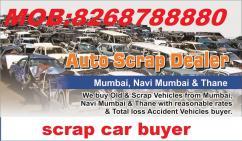scrap car buyer in Mumbai Mulund thane accident car buyer in Bhandup Kanjurmarg