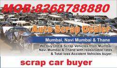 old unused junk  scrap car buyer in thane city Kalyan city