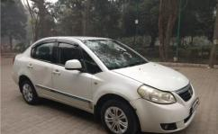 Used Maruti Suzuki SX 4 cng for sale in Delhi