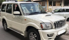 used Mahindra Scorpio VLX 2WD Airbag BS-IV, 2012, Diesel for sale in delhi