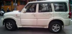 Mahindra Scorpio VLX 2WD Airbag BS-III, 2008, Diesel for sale in karol bagh delh