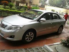 single owner driven company car