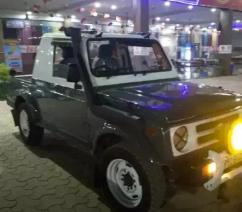 maruti suzuki gypsy model 2005 in petrol