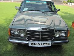 1979 MERCEDES 123 SERIES 240 D DIESEL KERSI SHROFF AUTO CONSULTANT AND DEALER