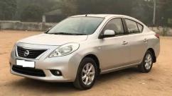 Nissan Sunny XV Premium Pack (Leather), 2012, Diesel