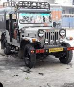Mahindra Jeep Modal 2011