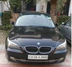 BMW 525d 2007 well maintained
