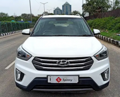 Hyundai Creta 1.6 SX model  2016