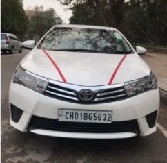 Toyota Corolla Altis J(S), Diesel model  2016
