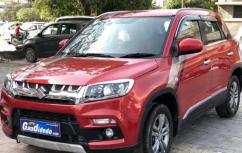 Maruti Suzuki Vitara Brezza ZDi - Diesel, 2018, Diesel