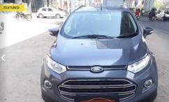 Ford Ecosport EcoSport Titanium 1.5 TDCi, 2014, Diesel