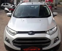 Ford Ecosport EcoSport Titanium 1.5 TDCi, 2016, Diesel