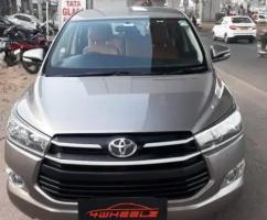 Toyota Innova Crysta 2.8 GX Automatic 8 STR, 2017, Diesel
