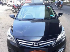 Hyundai Verna Fluidic 1.6 CRDi SX Automatic, 2016, Diesel