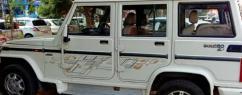Mahindra Bolero ZLX BS IV, 2015, Diesel