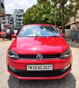 Volkswagen Polo Comfortline Petrol model 2017