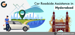 Car Roadside Assistance in Hyderabad