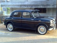 FIAT VINTAGE AND CLASSIC CARS BUY-SELL KERSI SHROFF AUTO CONSULTANT AND DEALER