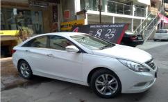 Hyundai Sonata 2.4 GDi Automatic, 2013
