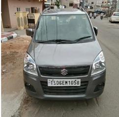 Maruti Suzuki Wagon R LXI, 2016, Petrol