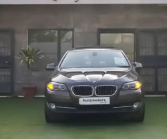 BMW 5 Series 525d Sedan for sale