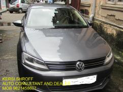 2012 VW JETTA DIESEL 2.0L KERSI SHROFF AUTO CONSULTANT AND DEALER