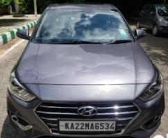Hyundai Fluidic Verna 1.6 CRDi SX, 2017, Diesel