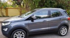 Ford Ecosport EcoSport Titanium Plus 1.5 TDCi, 2017
