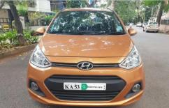 Hyundai Grand I10 Asta Automatic 1.2 Kappa VTVT, 2015