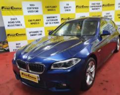 BMW 5 Series 520 D M Sport, 2017, Diesel