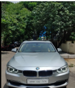 BMW 3 Series 320d Luxury Line, 2012, Diesel