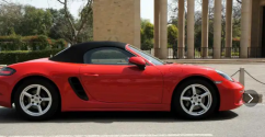 Porsche Boxster S Tiptronic, 2019, Petrol
