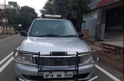 Tata Safari 4x2 VX DICOR BS-III, 2007, Diesel