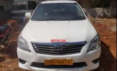 Toyota Innova 2.0 G4, 2015, Diesel
