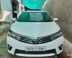 Toyota Corolla Altis G Diesel, 2014