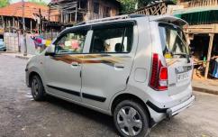 Maruti Suzuki Wagon R 2017 Petrol