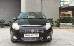 Fiat Grand Punto Active 1.2, 2009, CNG & Hybrids