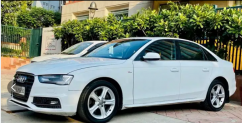 Audi A4 2.0 TDI (177bhp), Premium Sport, 2013, Diesel