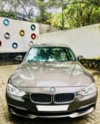BMW 3 Series 320d Luxury Line, 2012, Diesel