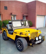 Modified open Jeeps Willys jeep Hunter Jeep