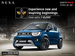 Nexa Ignis price and offers
