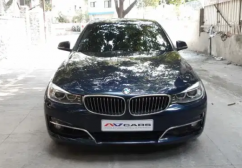 BMW 3 Series GT 320d Luxury Line, 2014, Diesel