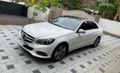 Mercedes-Benz E-Class E250 CDI Avantgarde, 2015, Diesel