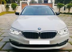 BMW 5 Series 520d Luxury Line, 2019, Diesel
