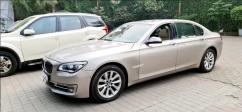 BMW 7 Series 730Ld Sedan, 2014, Diesel