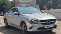 Mercedes-Benz CLA-Class 200 CDI Style, 2018, Diesel