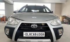 Toyota Etios Cross 1.4 GD, 2015, Diesel