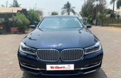 BMW 7 Series 730Ld Design Pure Excellence, 2018, Diesel