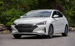 BRAND NEW CAR ELENTRA 2021
