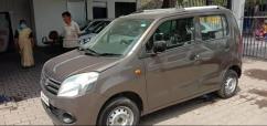Maruti Suzuki Wagon R LXI, 2012, Petrol